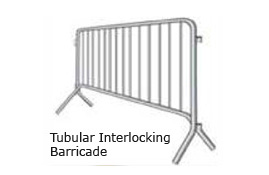 Barricade Fences